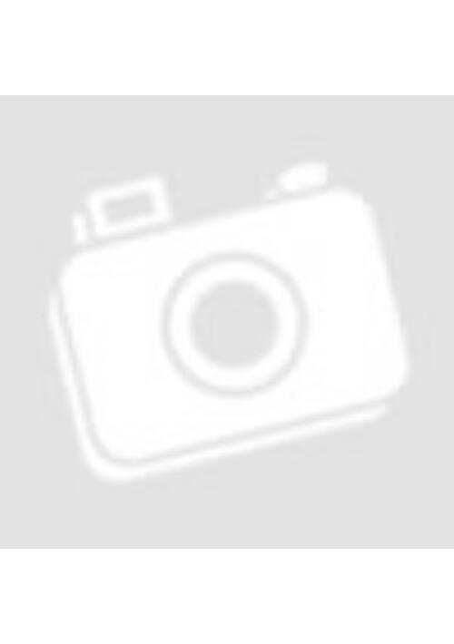 Krém színű virágmintás blúz